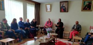 Visit of the Syrian Orthodox monastery
